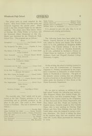 Page 13, 1927 Edition, Westbrook High School - Blue and White Yearbook (Westbrook, ME) online yearbook collection
