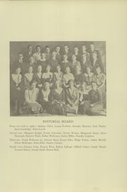 Page 7, 1932 Edition, Westbrook High School - Blue and White Yearbook (Westbrook, ME) online yearbook collection