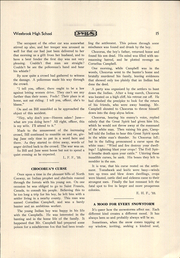 Page 17, 1933 Edition, Westbrook High School - Blue and White Yearbook (Westbrook, ME) online yearbook collection