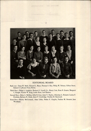 Page 7, 1933 Edition, Westbrook High School - Blue and White Yearbook (Westbrook, ME) online yearbook collection