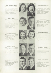 Page 12, 1940 Edition, Westbrook High School - Blue and White Yearbook (Westbrook, ME) online yearbook collection