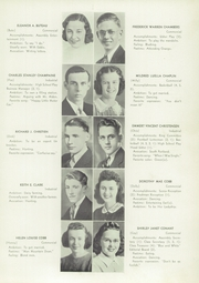 Page 13, 1940 Edition, Westbrook High School - Blue and White Yearbook (Westbrook, ME) online yearbook collection