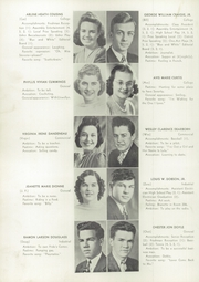 Page 14, 1940 Edition, Westbrook High School - Blue and White Yearbook (Westbrook, ME) online yearbook collection