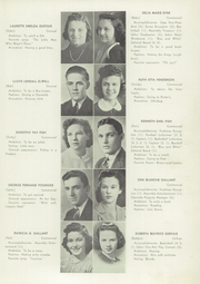 Page 15, 1940 Edition, Westbrook High School - Blue and White Yearbook (Westbrook, ME) online yearbook collection