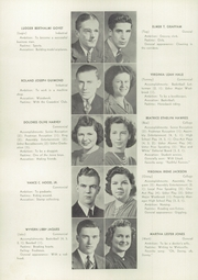 Page 16, 1940 Edition, Westbrook High School - Blue and White Yearbook (Westbrook, ME) online yearbook collection