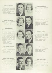 Page 17, 1940 Edition, Westbrook High School - Blue and White Yearbook (Westbrook, ME) online yearbook collection