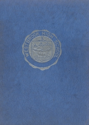 Westbrook High School - Blue and White Yearbook (Westbrook, ME) online yearbook collection, 1942 Edition, Page 1