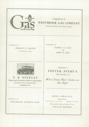 Page 71, 1943 Edition, Westbrook High School - Blue and White Yearbook (Westbrook, ME) online yearbook collection