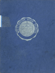 1944 Edition, Westbrook High School - Blue and White Yearbook (Westbrook, ME)