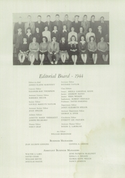 Page 11, 1944 Edition, Westbrook High School - Blue and White Yearbook (Westbrook, ME) online yearbook collection