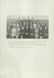 Page 12, 1944 Edition, Westbrook High School - Blue and White Yearbook (Westbrook, ME) online yearbook collection
