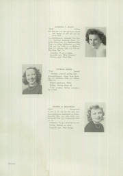 Page 16, 1944 Edition, Westbrook High School - Blue and White Yearbook (Westbrook, ME) online yearbook collection