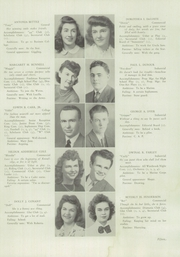 Page 17, 1944 Edition, Westbrook High School - Blue and White Yearbook (Westbrook, ME) online yearbook collection