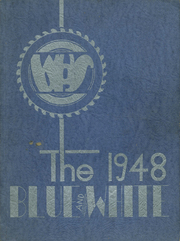 1948 Edition, Westbrook High School - Blue and White Yearbook (Westbrook, ME)