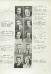 Page 17, 1948 Edition, Westbrook High School - Blue and White Yearbook (Westbrook, ME) online yearbook collection