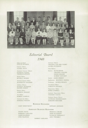 Page 9, 1948 Edition, Westbrook High School - Blue and White Yearbook (Westbrook, ME) online yearbook collection