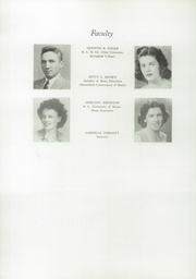 Page 12, 1949 Edition, Westbrook High School - Blue and White Yearbook (Westbrook, ME) online yearbook collection