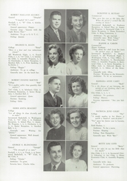 Page 14, 1949 Edition, Westbrook High School - Blue and White Yearbook (Westbrook, ME) online yearbook collection