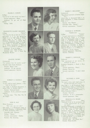 Page 15, 1949 Edition, Westbrook High School - Blue and White Yearbook (Westbrook, ME) online yearbook collection