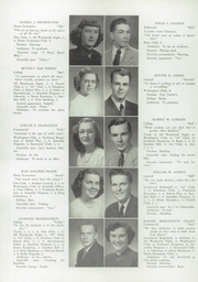 Page 16, 1949 Edition, Westbrook High School - Blue and White Yearbook (Westbrook, ME) online yearbook collection