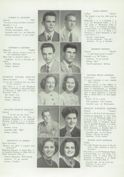 Page 17, 1949 Edition, Westbrook High School - Blue and White Yearbook (Westbrook, ME) online yearbook collection