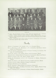 Page 9, 1950 Edition, Westbrook High School - Blue and White Yearbook (Westbrook, ME) online yearbook collection