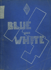 1952 Edition, Westbrook High School - Blue and White Yearbook (Westbrook, ME)
