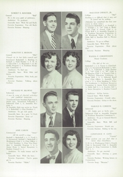 Page 13, 1953 Edition, Westbrook High School - Blue and White Yearbook (Westbrook, ME) online yearbook collection