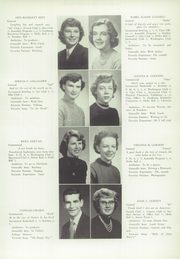 Page 15, 1953 Edition, Westbrook High School - Blue and White Yearbook (Westbrook, ME) online yearbook collection