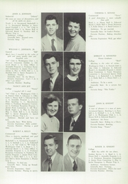 Page 17, 1953 Edition, Westbrook High School - Blue and White Yearbook (Westbrook, ME) online yearbook collection