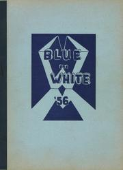 1956 Edition, Westbrook High School - Blue and White Yearbook (Westbrook, ME)