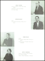 Page 13, 1956 Edition, Westbrook High School - Blue and White Yearbook (Westbrook, ME) online yearbook collection