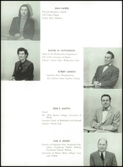 Page 14, 1956 Edition, Westbrook High School - Blue and White Yearbook (Westbrook, ME) online yearbook collection