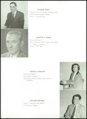 Page 16, 1956 Edition, Westbrook High School - Blue and White Yearbook (Westbrook, ME) online yearbook collection