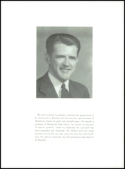 Page 9, 1956 Edition, Westbrook High School - Blue and White Yearbook (Westbrook, ME) online yearbook collection