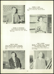 Page 16, 1958 Edition, Westbrook High School - Blue and White Yearbook (Westbrook, ME) online yearbook collection