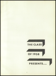 Page 5, 1958 Edition, Westbrook High School - Blue and White Yearbook (Westbrook, ME) online yearbook collection