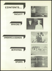 Page 9, 1958 Edition, Westbrook High School - Blue and White Yearbook (Westbrook, ME) online yearbook collection