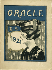 1921 Edition, Bangor High School - Oracle Yearbook (Bangor, ME)