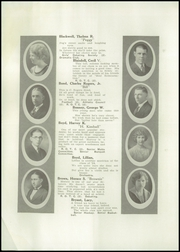 Page 10, 1924 Edition, Bangor High School - Oracle Yearbook (Bangor, ME) online yearbook collection