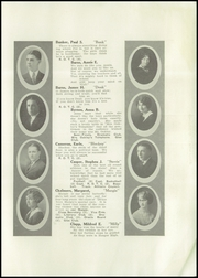Page 11, 1924 Edition, Bangor High School - Oracle Yearbook (Bangor, ME) online yearbook collection