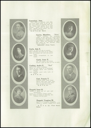 Page 13, 1924 Edition, Bangor High School - Oracle Yearbook (Bangor, ME) online yearbook collection
