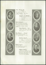 Page 14, 1924 Edition, Bangor High School - Oracle Yearbook (Bangor, ME) online yearbook collection