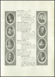 Page 15, 1924 Edition, Bangor High School - Oracle Yearbook (Bangor, ME) online yearbook collection