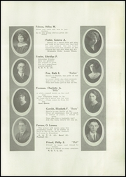 Page 17, 1924 Edition, Bangor High School - Oracle Yearbook (Bangor, ME) online yearbook collection