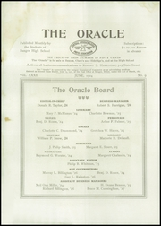 Page 4, 1924 Edition, Bangor High School - Oracle Yearbook (Bangor, ME) online yearbook collection