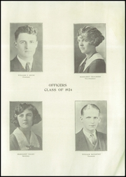 Page 7, 1924 Edition, Bangor High School - Oracle Yearbook (Bangor, ME) online yearbook collection
