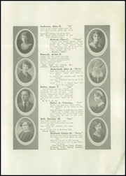 Page 9, 1924 Edition, Bangor High School - Oracle Yearbook (Bangor, ME) online yearbook collection