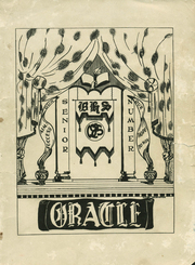 1925 Edition, Bangor High School - Oracle Yearbook (Bangor, ME)