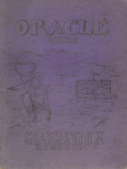1930 Edition, Bangor High School - Oracle Yearbook (Bangor, ME)